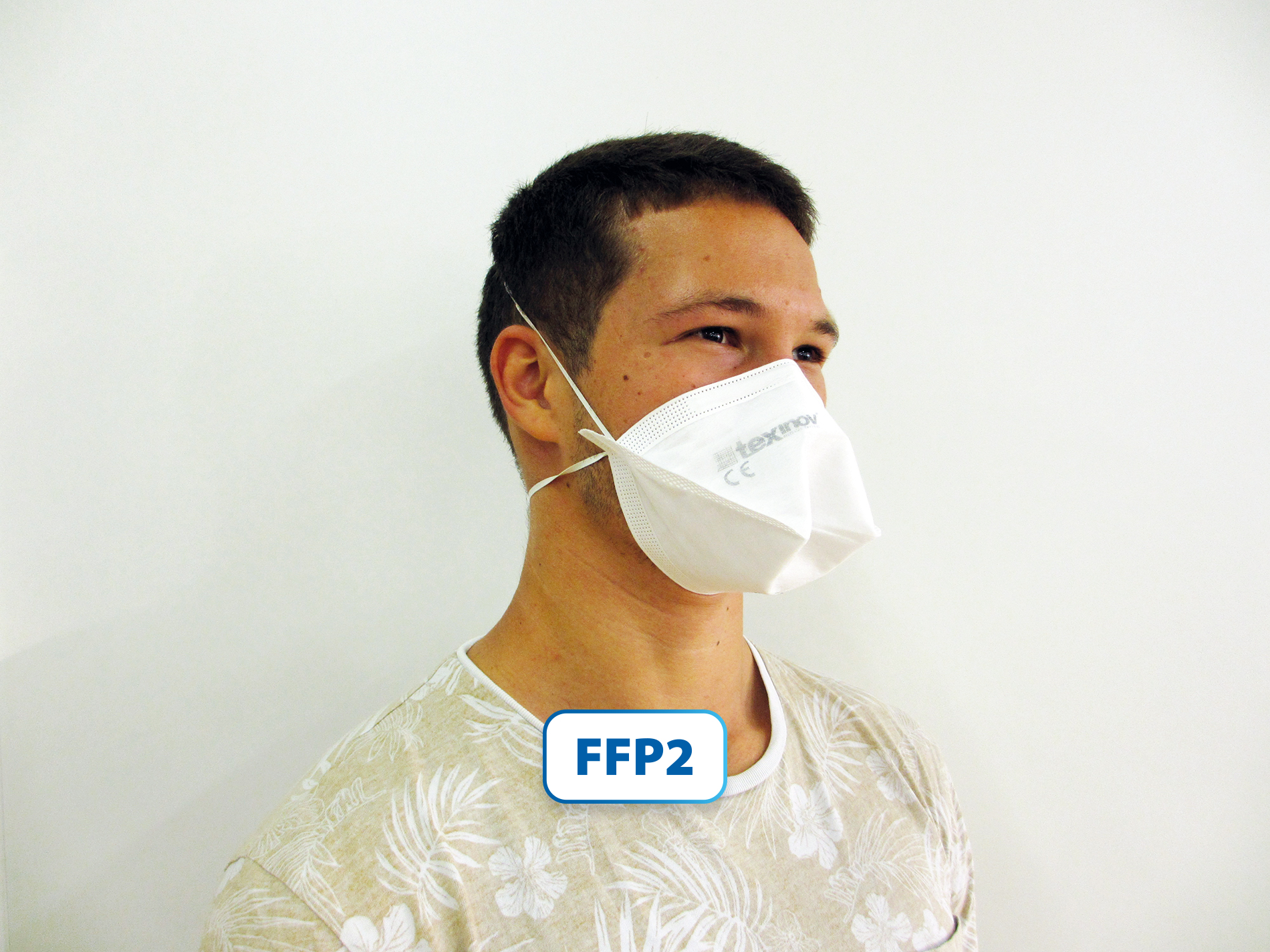 Texishield Masque FFP2