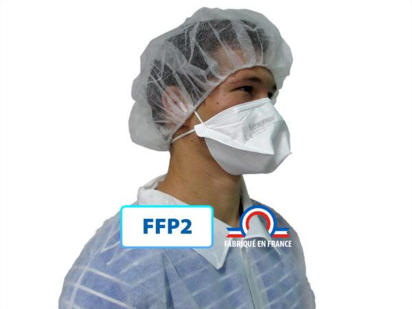 Masque FFP2 TexiShield