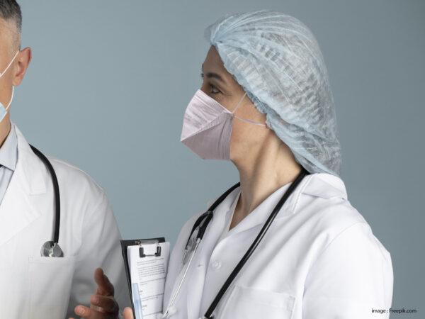 Masque FFP2 EPI - DM TexiShield pour la Santé