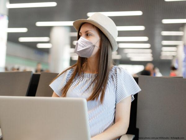 Masque FFP2 EPI TexiShield pour le Grandu public